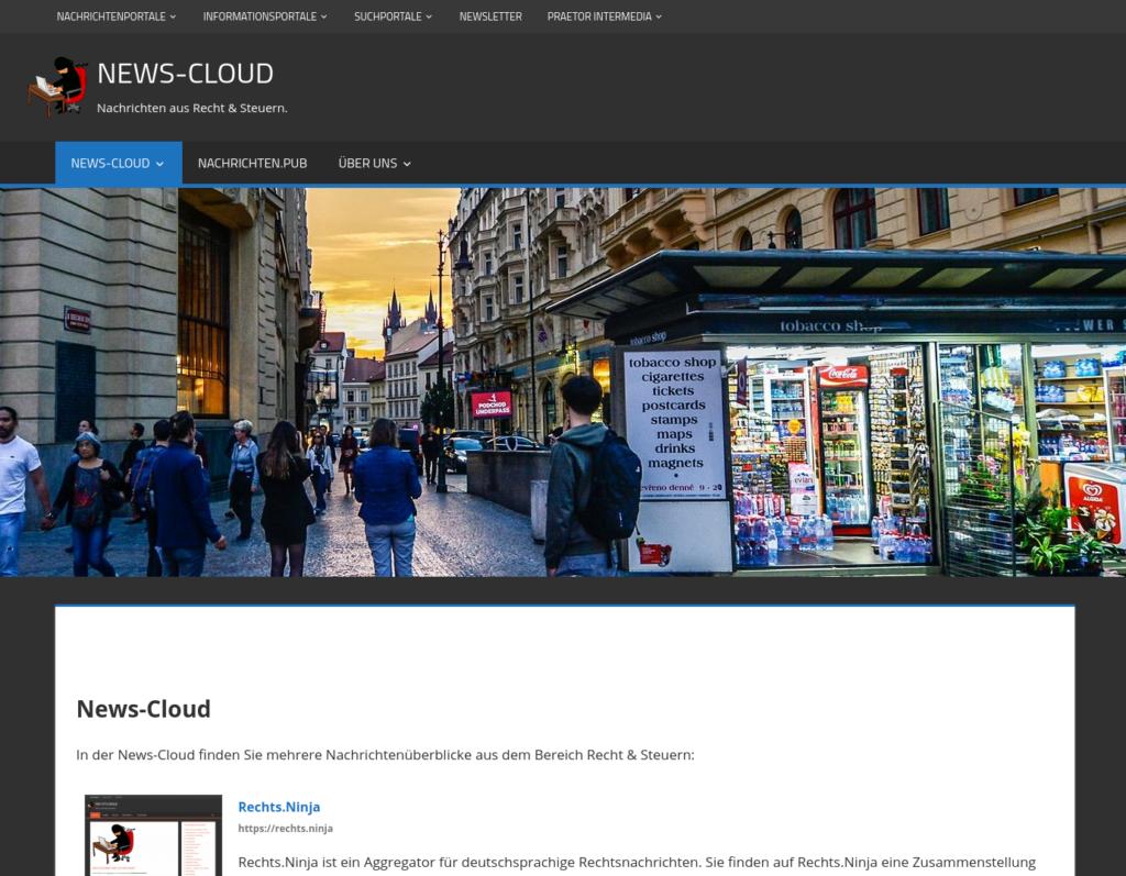 News Cloud