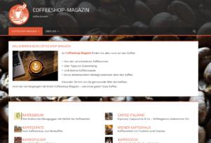 Coffeeshop-Magazin